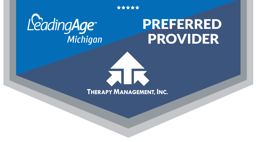 Therapy Management - LeadingAge Preferred Provider